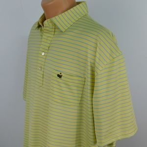 Masters short sleeve polo shirt.  XXL